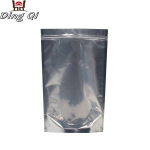 Foil food bags