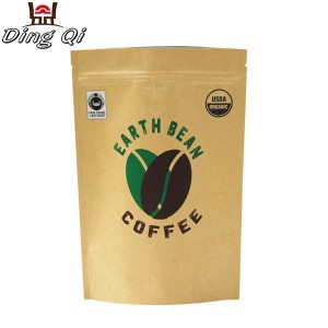 Coffee bean bags 250g 340g 500g 1kg 2kg