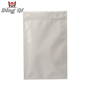 Reusable child proof bag
