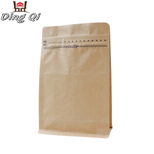 Paper coffee bags 250g 340g 500g 1kg 2kg