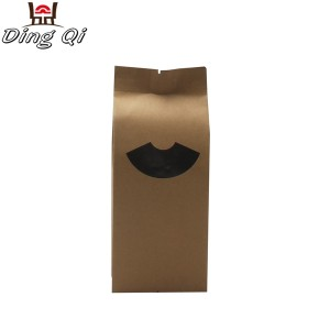 paper bags with gusset
